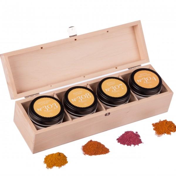 Curry Geschenkbox