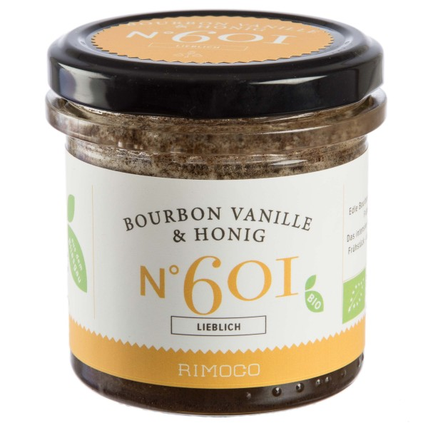 Bourbon Vanille mit Honig