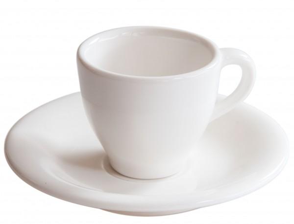 2er Set Villeroy und Boch Espresso Tassen mit Untertassen