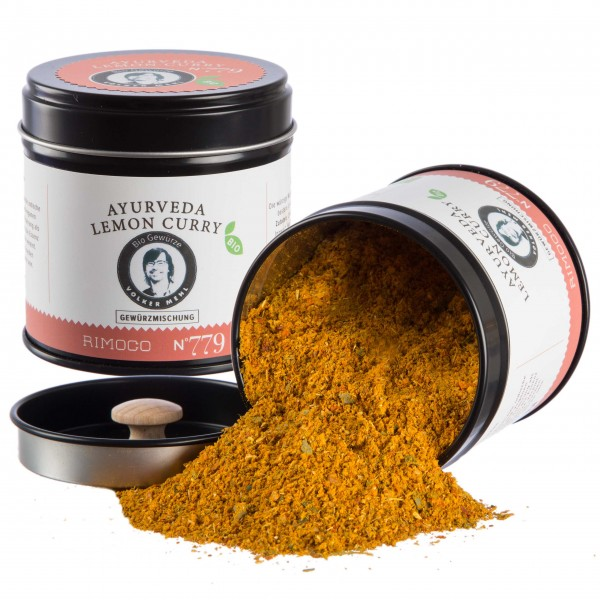 Bio Ayurveda Lemon Curry