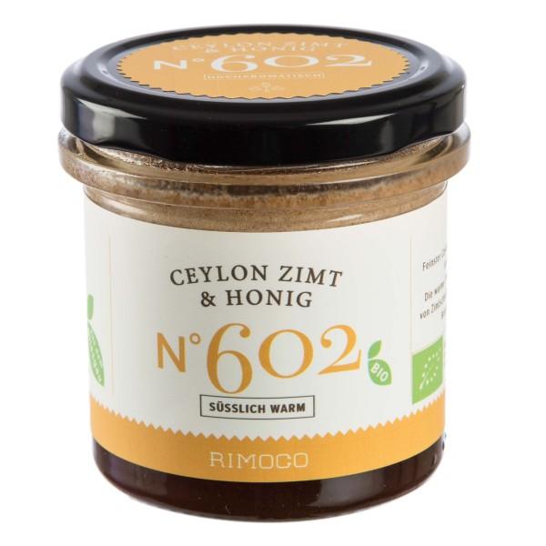 Ceylon Zimt mit Honig