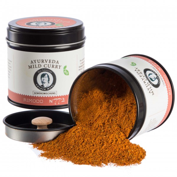 Bio Ayurveda Mild Curry